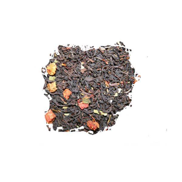 Jordbær/fløde te fra The & ide