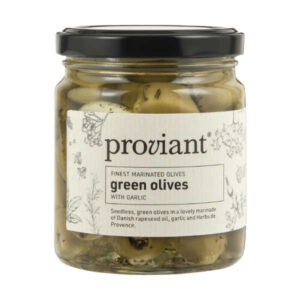 Proviant green olives The & ide