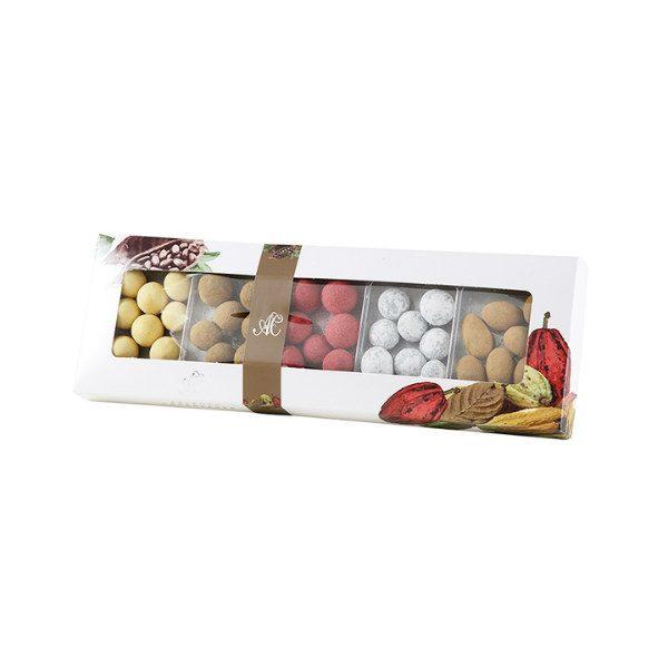 ålborg chokolade dragee æske the & ide