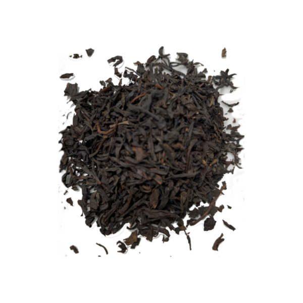 fløde te med mild karamel