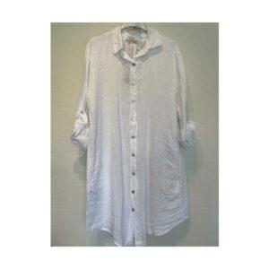 Hoffmann hørskjorte hvid The & ide