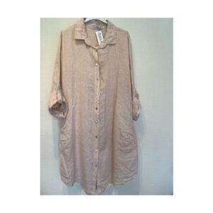 Hoffmann hørskjorte rosa The & ide