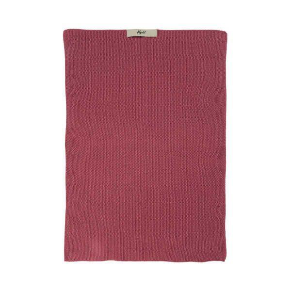 håndklæde blackberry strik
