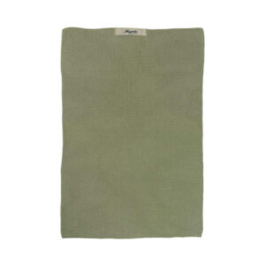 håndklæde oliven strik The & ide