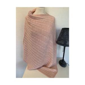 Hoffmann poncho rosa The & ide