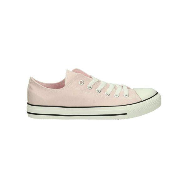 sneakers lyserød The & ide