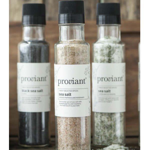 Proviant havsalt paprika/rosmarin
