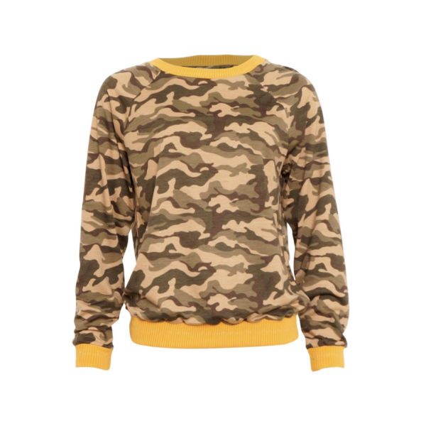 soulmate bluse camouflage