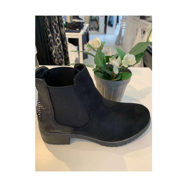 Støvler med stjerne