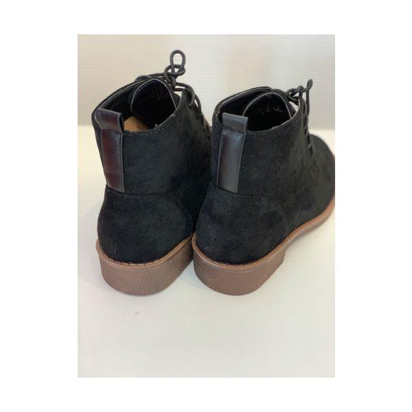 Støvler med snøre