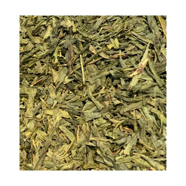 Grøn fløde te