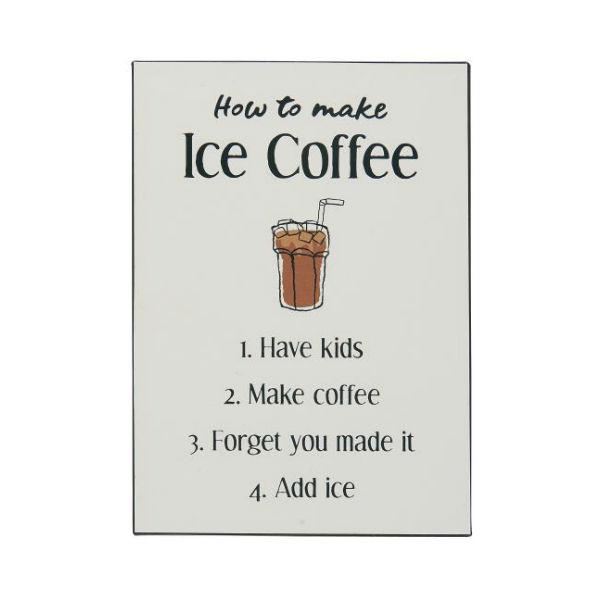 metalskil ice coffee