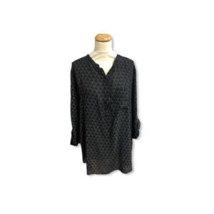 Eghoff skjorte sort