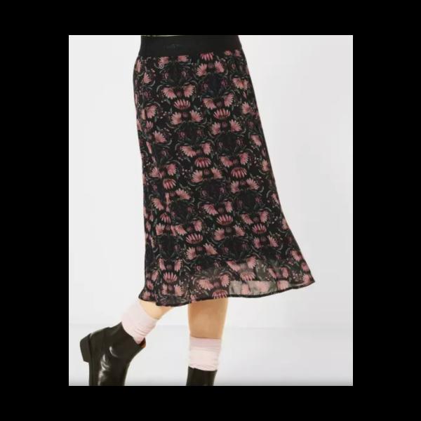 Street One nederdel blomster