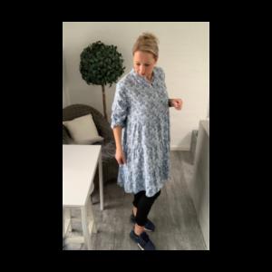 Eghoff kjole lys blå
