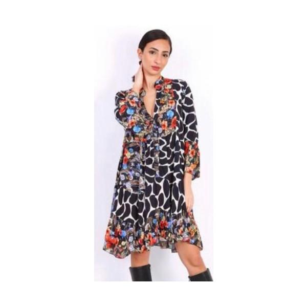 Eghoff kjole/tunika sort