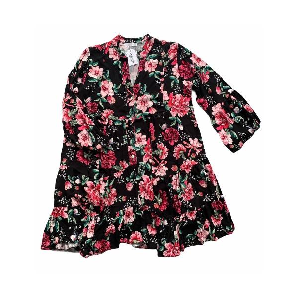 Eghoff kjole/tunika rød